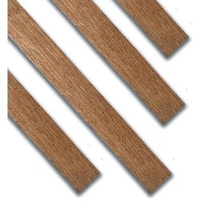 LISTON RECTANGULAR SAPELLY (1,5 X 8 X 1.000 mm) 6 unidades