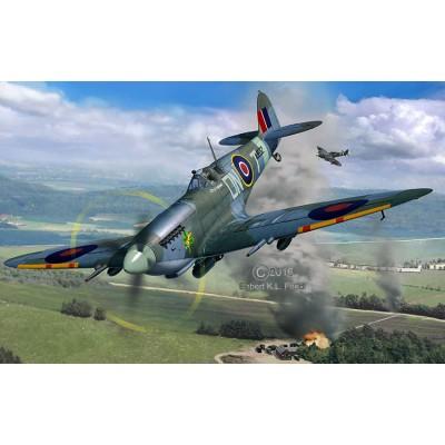 SUPERMARINE SPITFIRE Mk-IXc -1/32- Revell 03927