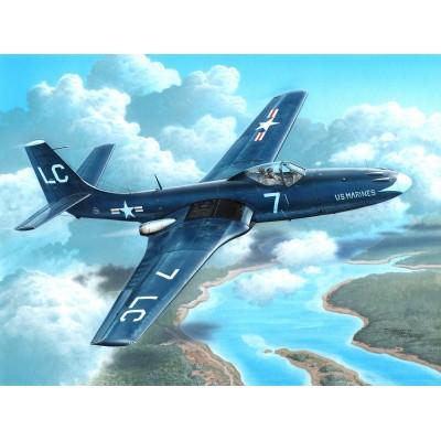 "McDONNELL FH-1 PHANTOM ""U.S. Marines"" -1/72- Special Hobby SH72335"