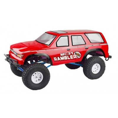 COCHE ELECTRICO RC 1/10 CRAWLER MC31 RAMBLER - RIVER HOBBY 1049