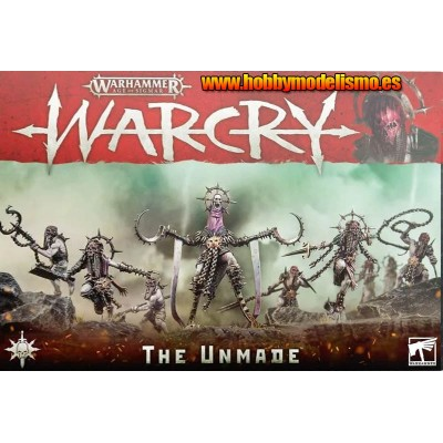 WARCRY THE UNMADE - GAMES WORKSHOP 111-12