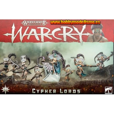 WARCRY CYPHER LORDS - GAMES WORKSHOP 111-04