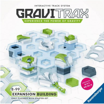 GRAVITRAX EXPANSION BUILDING - RAVENSBURGER 27602