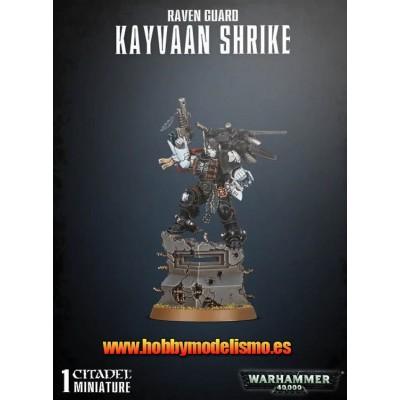REAVEN GUARD KAYVAAN SHRIKE - GAMES WORKSHOP 48-89
