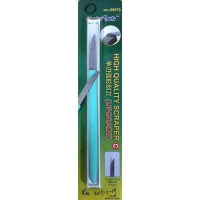 HERRAMIENTA PARA RASPAR CURVA - Trumpeter Master Tools 09979