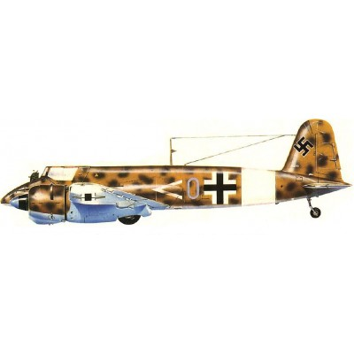COLORES LUFTWAFFE MEDITERRANEO MODEL AIR
