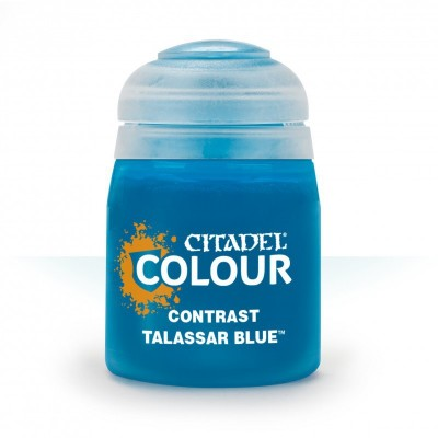 Contrast: TALASSAR BLUE (18 ml) - Games Workshop 29-39