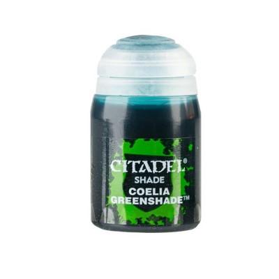 Shade COELIAN GREENSHADE (24 ml) - Games Worshop / Citadel 2422
