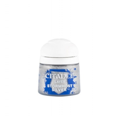 LAYER STORMHOST SILVER (12 ml) - Games Workshop 22-75