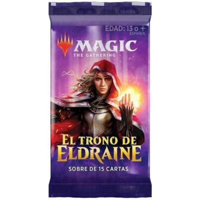 SOBRE MAGIC EL TRONO DE ELDRAINE (15 CARTAS)