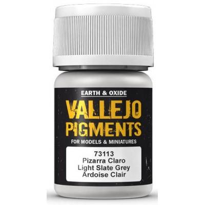 PIGMENTO PIZARRA CLARO (30 ml) - Acrilicos Vallejo 73113