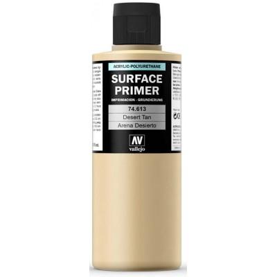 SURFACE PRIMER: ARENA DESIERTO (200 ml) - Acrylicos Vallejo 74613