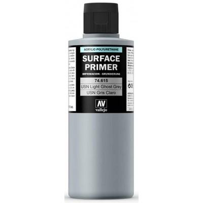 SURFACE PRIMER: U.S.N. GRIS FANTASMA CLARO (200 ml) F.S. 36375 - Acrylicos Vallejo 74615