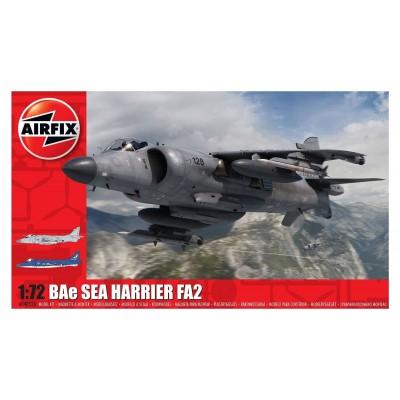 Bae SEA HARRIER FA.2 -1/72- Airfix A04052A