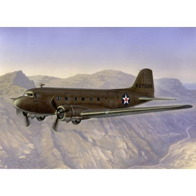 US TRANSPORT PLANE C-33/C39 ESCALA 1/72 - SPECIAL HOBBY 72176