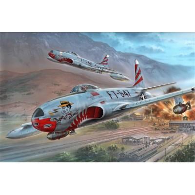 LOCKHEED F-80C SHOOTING STAR KOREA - ESCALA 1/32 - SPECIAL HOBBY 32048