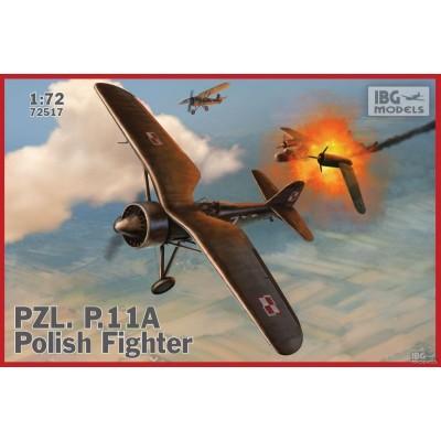 P.Z.L. P-11 A -1/72- IBG 72517