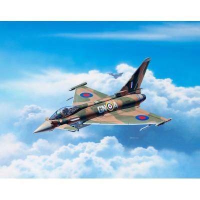 EUROFIGHTER TYPHOON RAF - ESCALA 1/72 - REVELL 03900