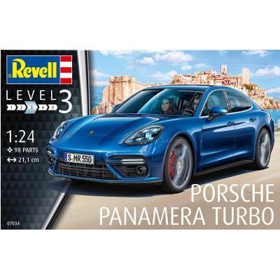 PORSCHE PANAMERA 2 - ESCALA 1/24 - REVELL 07034