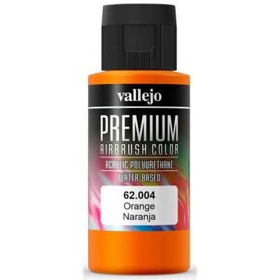 PREMIUN RC: NARANJA (60 ml) - Acrylicos Vallejo 62004