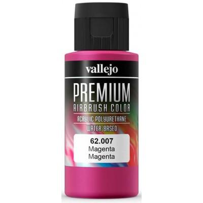 PREMIUN RC: MAGENTA (60 ml) - Acrylicos Vallejo 62007