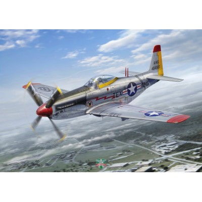 NORTH AMERICA P-51 H MUSTANG -1/48- Modelsvit 48017