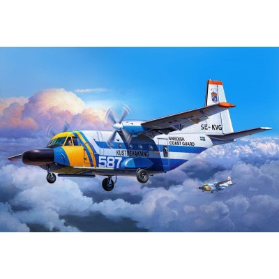 CASA C-212 / SH-89 (ASW & Patrulla Maritima) -1/72- Special Hobby SH72402