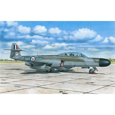 GLOSTER METEOR NF.MK. 12 -1/72- Special Hobby 72360