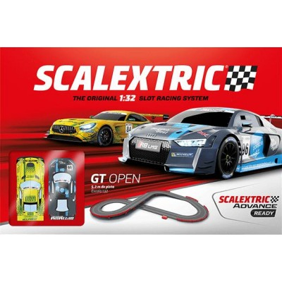 CIRCUITO SCALEXTRIC GT OPEN - SCALEXTRIC U10277