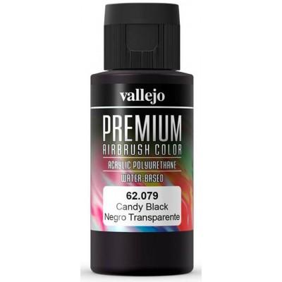 PREMIUN RC: CANDY BLACK (60 ml)