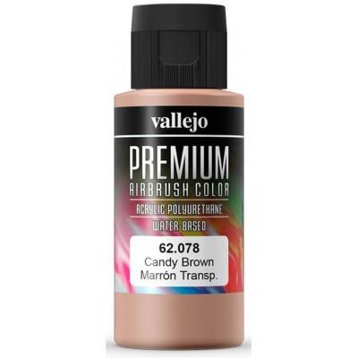 PREMIUN RC: MARRON CANDY (60 ml) - Acrylicos Vallejo 62078