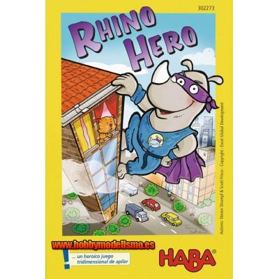 RHINO HERO - HABA 302273