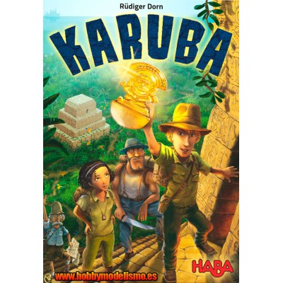 KARUBA - HABA 301895