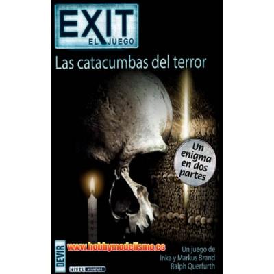 EXIT, EL JUEGO - LAS CATACUMBAS DEL TERROR - DEVIR 22851