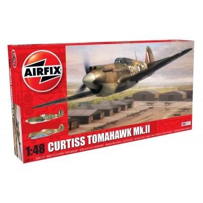 CURTISS TOMAHAWK MK.II - 1/48 - AIRFIX A05133