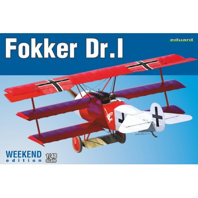 FOKKER Dr.1 -1/48- Eduard 8487