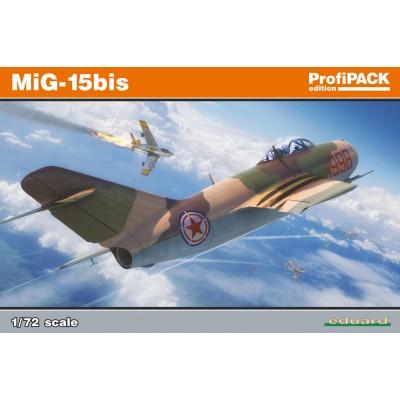 MIKOYAN GUREVICH Mig-15 bis -1/72- Eduard 7059