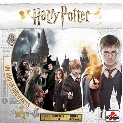 JUEGO HARRY POTTER - EDUCA 18537