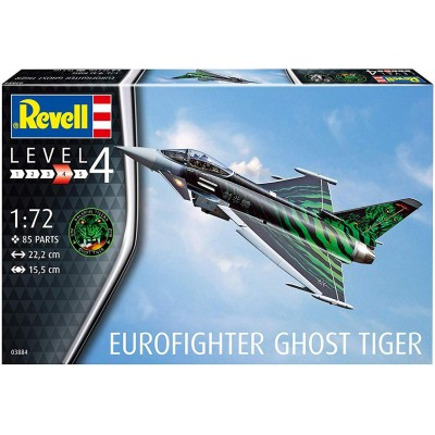 EUROFIGHTER GHOST TIGER - escala 1/72 - REVELL 03884