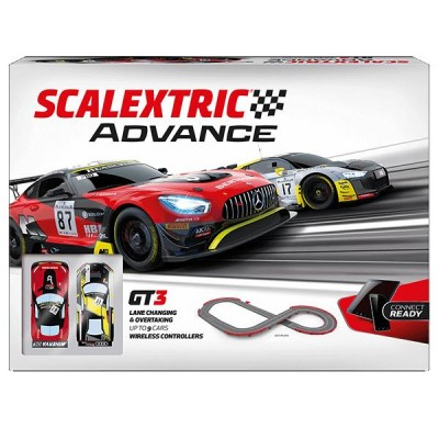 CIRCUITO SCALEXTRIC GT3 ADVANCED CON MANDOS WIRELESS
