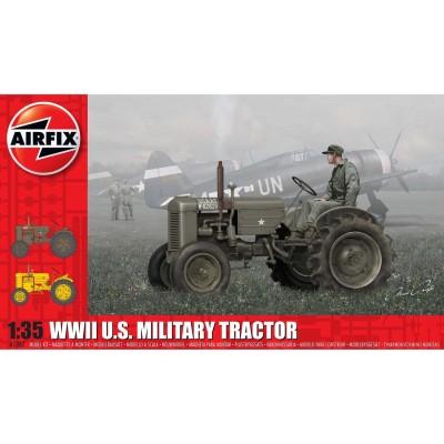 TRACTOR U.S. ARMY 1/35 - Airfix A1367