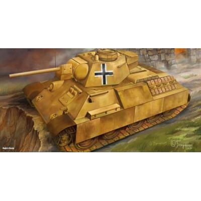 CARRO DE COMBATE T-34/76 (Alemania) -1/35- ARK 35041
