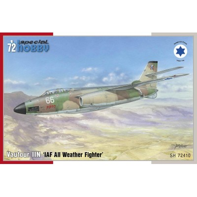 SUD AVIATION SO-4050 VAUTOUR II N -1/72- Special Hobby 72410
