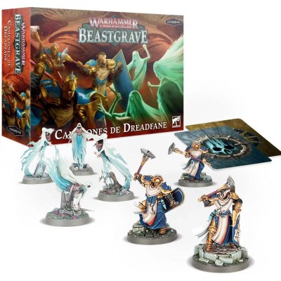 BEASTGRAVE CAMPEONES DE DREADFANE - GAMES WORKSHOP 110-73-03