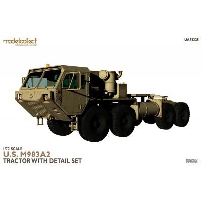 CABEZA TRACTORA M-983 A2 & ACCESORIOS -1/72- Modelcollect UA72325