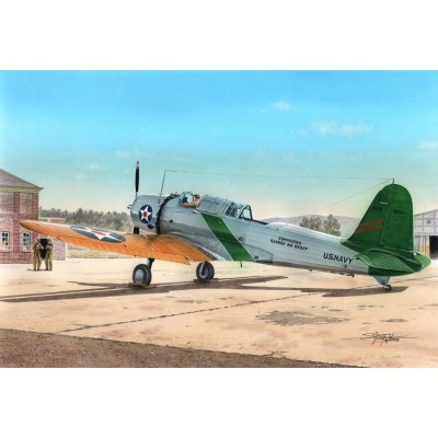 "VOUGHT SB2U-1 VINDICATOR ""Commanders Planes"" -1/72- Special Hobby SH72272"