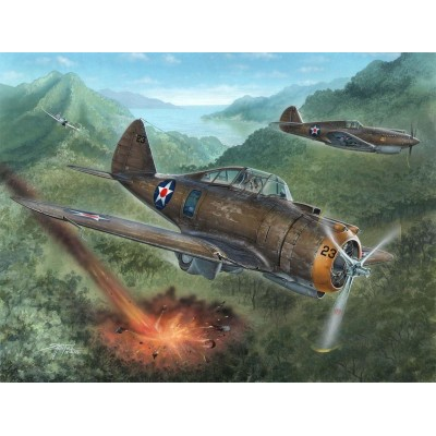 """SEVERSKY P-35 A """"Philippine Defender"""" -1/72- Special Hobby SH72237"""