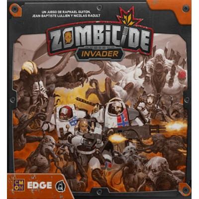 ZOMBICIDE INVADER - EDGE ZI01