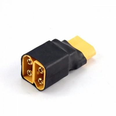 CONECTOR 2 BATERIAS EN SERIE XT60