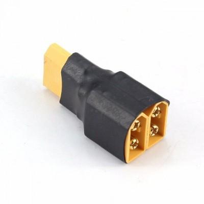 CONECTOR BATERIAS EN PARALELO XT60